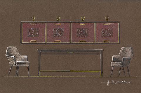 Portail montr alais des archives chapitre 11 for Ecole du meuble montreal