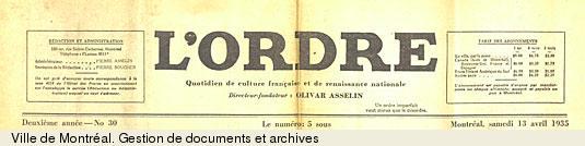 journaux americains en francais