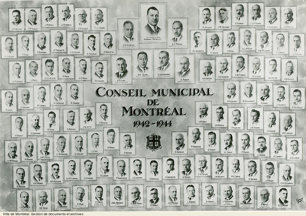 Conseil municipal de Montréal de 1942-1944.VM6,S10,D015.22-5