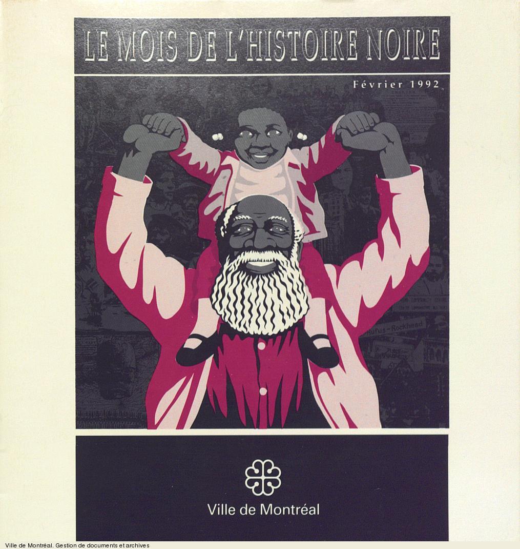 Le mois de l'histoire noire, Février 1992, VM74