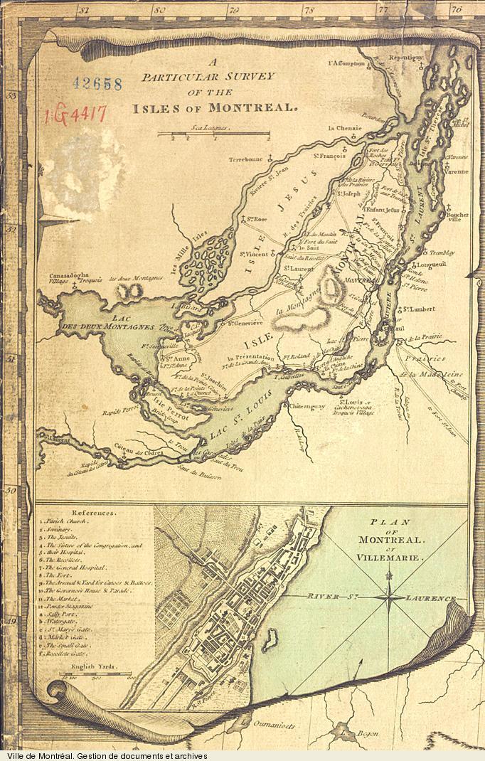 Montréal 1776 - Democracy in Montreal - Archives de Montréal