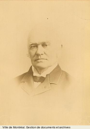 John Caldwell Abbott. - [18-]. - 1 photographie. BM1,S5,P3-1