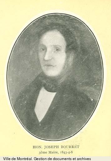 Joseph Bourret. [18-].
