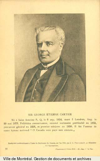 Sir George-Étienne Cartier., BM1,S5,P0331-3