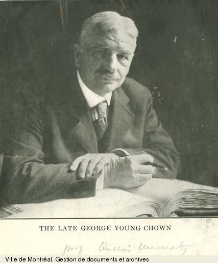 George Young Chown., BM1,S5,P0411