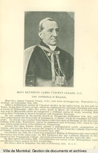 James Vincent Cleary., BM1,S5,P0417-2