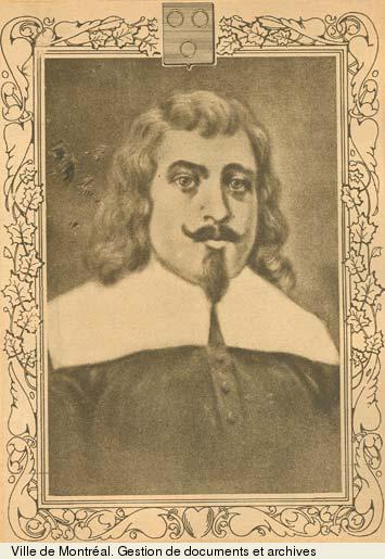 Jean de Lauson. [18-].