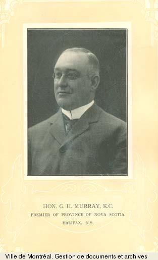 George Henry Murray., BM1,S5,P1561