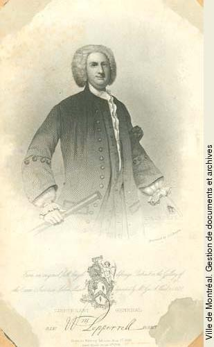 Sir William Pepperrell., BM1,S5,P1688-1