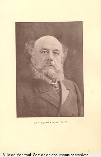 Lewis James Seargeant., BM1,S5,P1935