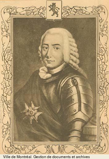 Philippe de Rigaud, marquis de Vaudreuil.
