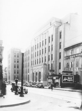 Hôpital Saint-Luc, 1936 (photographie Z-121)