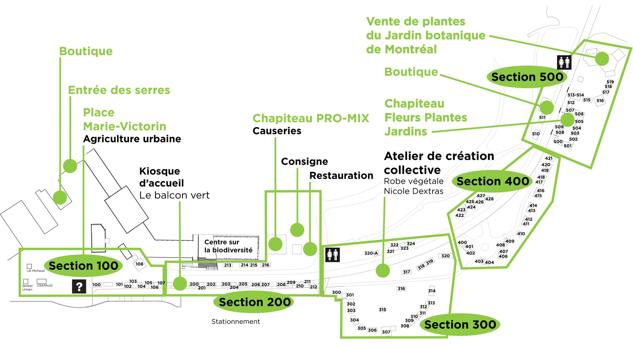Jardin botanique espace pour la vie for Amis du jardin botanique