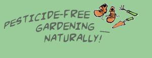 Pesticide-Free Gardening... Naturally!